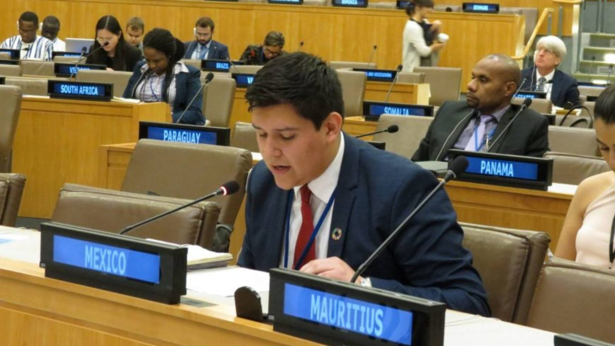 Mexican Foreign Affairs UN