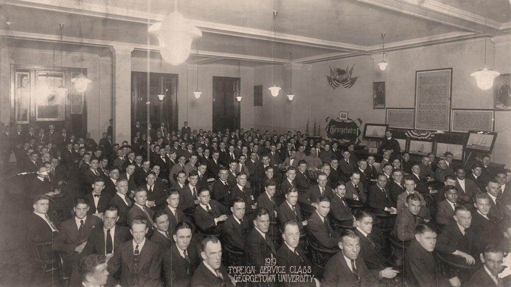 SFS First Class of 1919