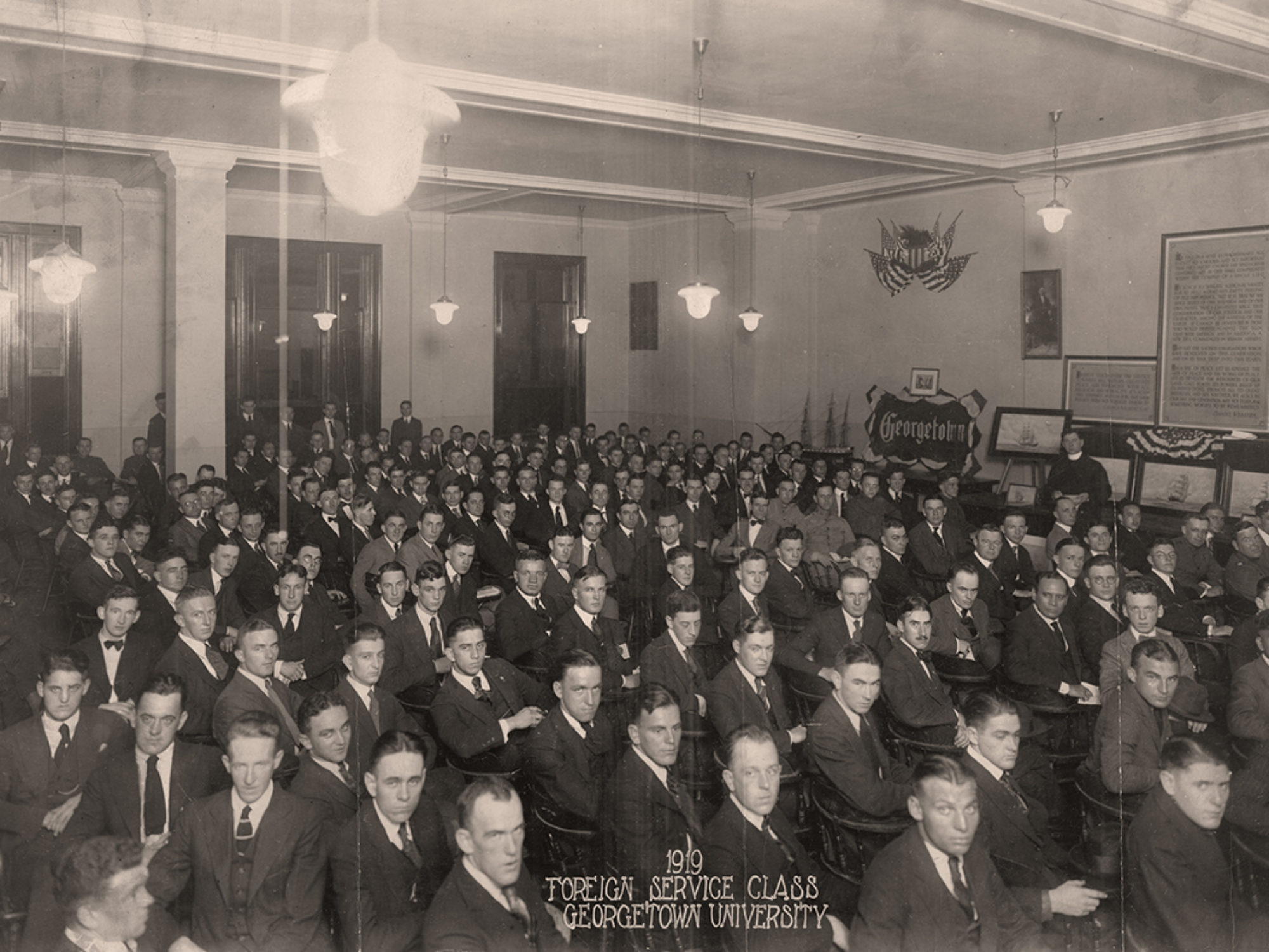 SFS First Class of 1919