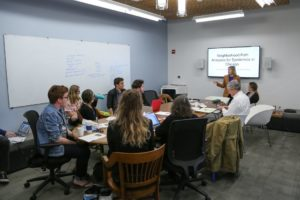 Mendenhall Teaching