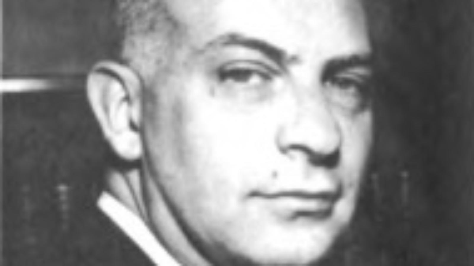 Abba Schwartz old headshot