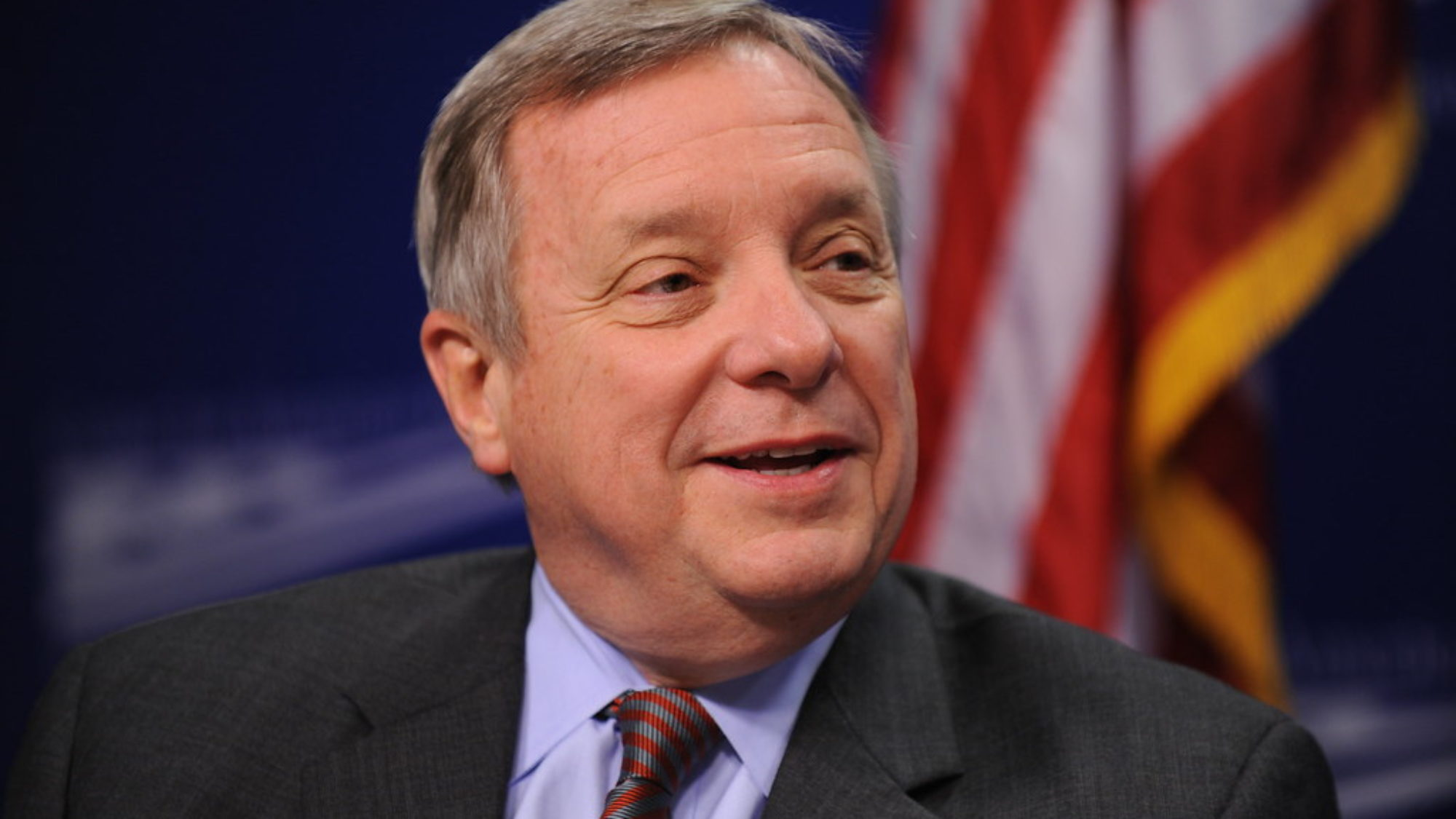 Dick Durbin Headshot