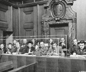 Dostert at Nuremberg