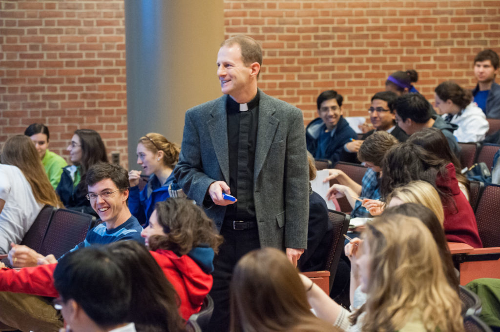 Fr. Matthew Carnes