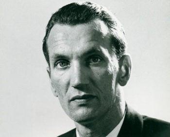 Head shot of Jan Karski