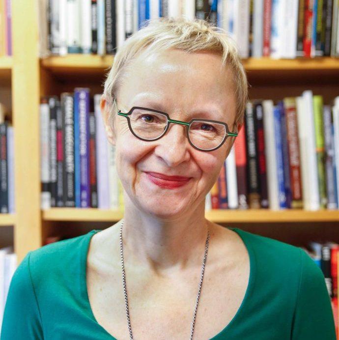 Professor Katrin Sieg headshot