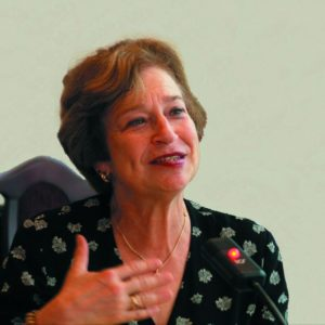 Angela Stent Headshot