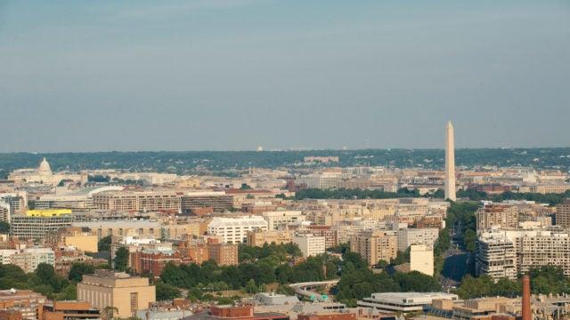 DC horizon