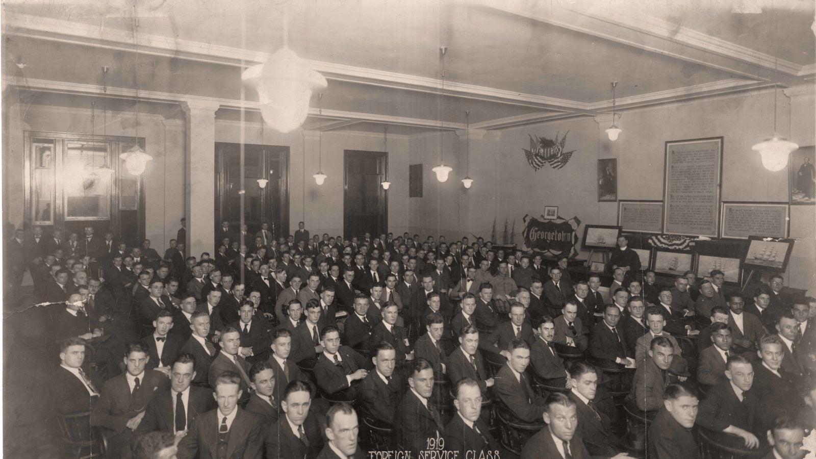 1919 first class