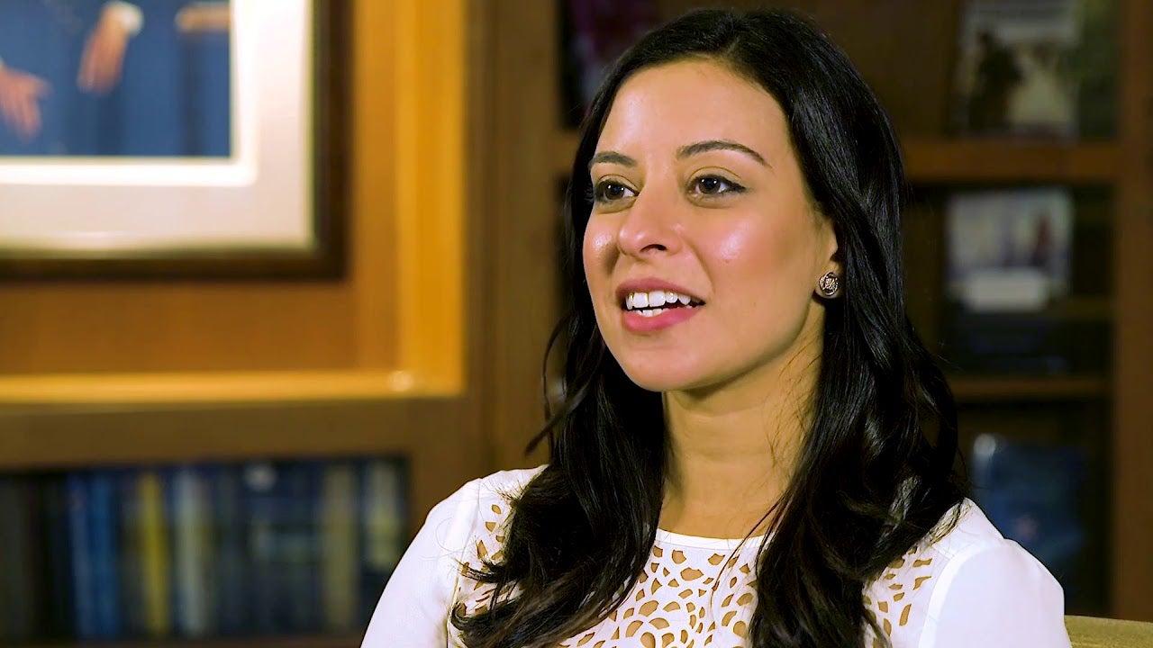 Dr. Christina Hanna (SFS'08)