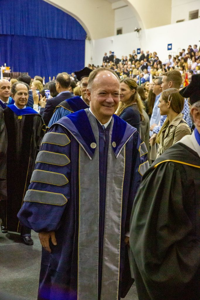 President DeGioia, Convocation 2019