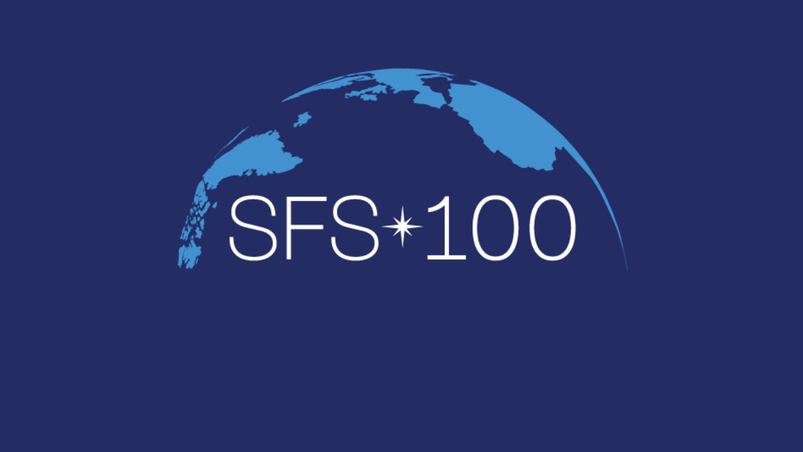 SFS100 Logo Background