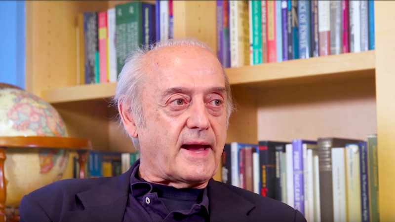 Roger Cochetti (SFS'72)