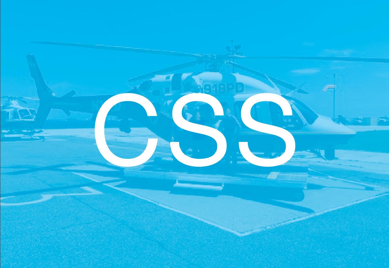 CSS acronym