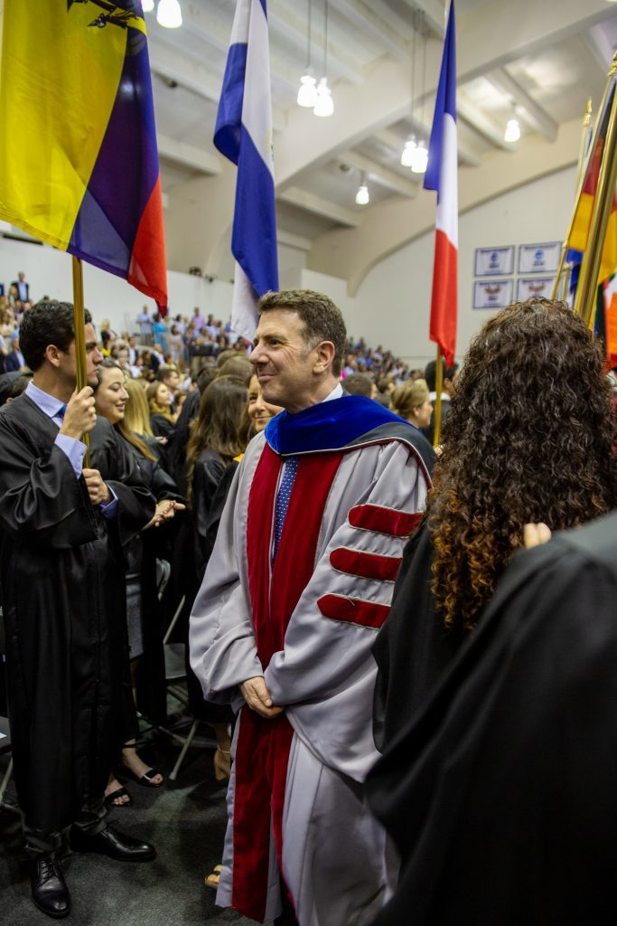 Convocation Procession 2019