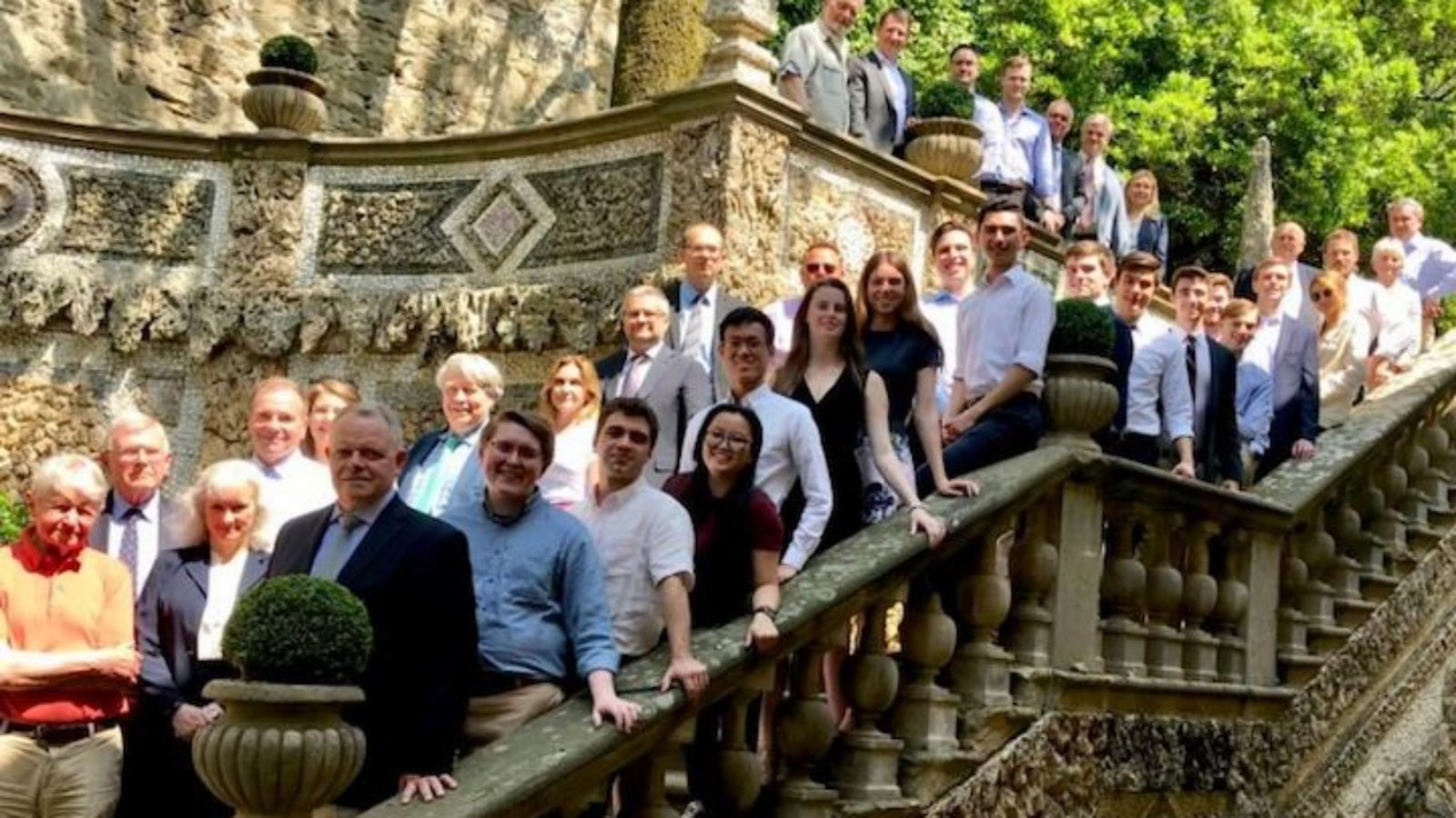 Machiavelli American Workshop Participants