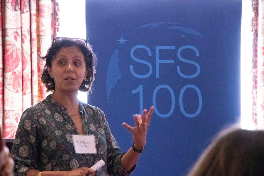 Professor Shareen Joshi