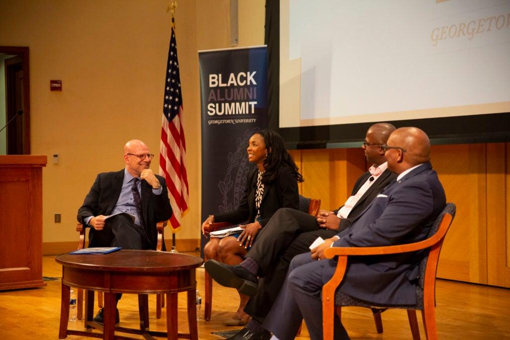 SFS Alumni Well-Represented At 2019 Black Alumni Summit