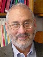 Professor Stiglitz headshot