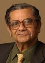 Professor Bhagwati headshot