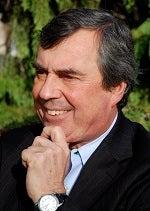 François Bourguignon headshot