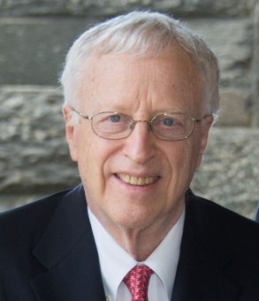 George Akerlof headshot