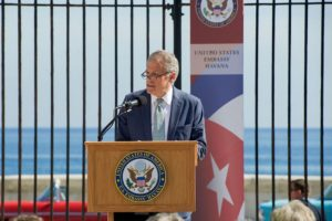 Ambassador Jeffrey DeLaurentis (SFS'76) (ret.)