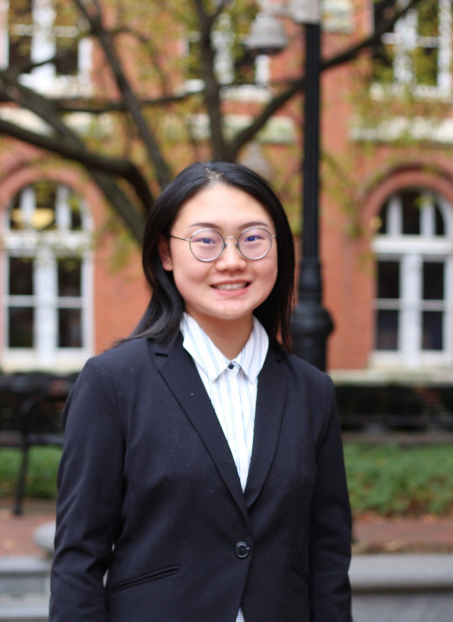 Yichu Huang Headshot