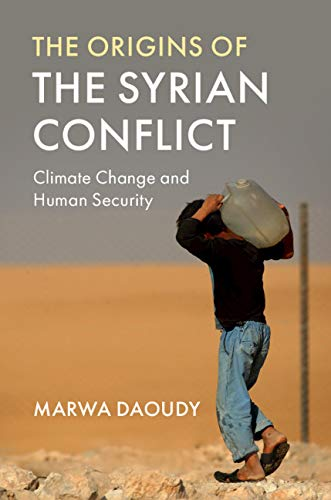 The Origins of the Syrian Conflict Book Cover