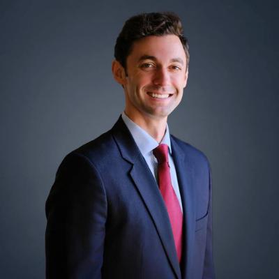 Jon Ossoff Profile picture.