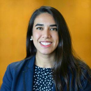 MSFS student Amanda Suarez