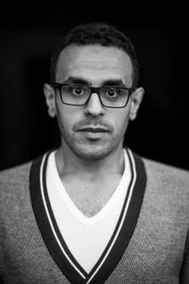 Black-and-white profile picture of Mohamed Soltan (MSFS'21)