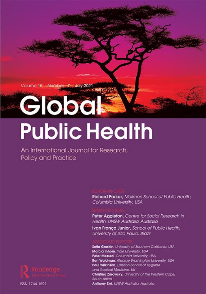 Periodical cover