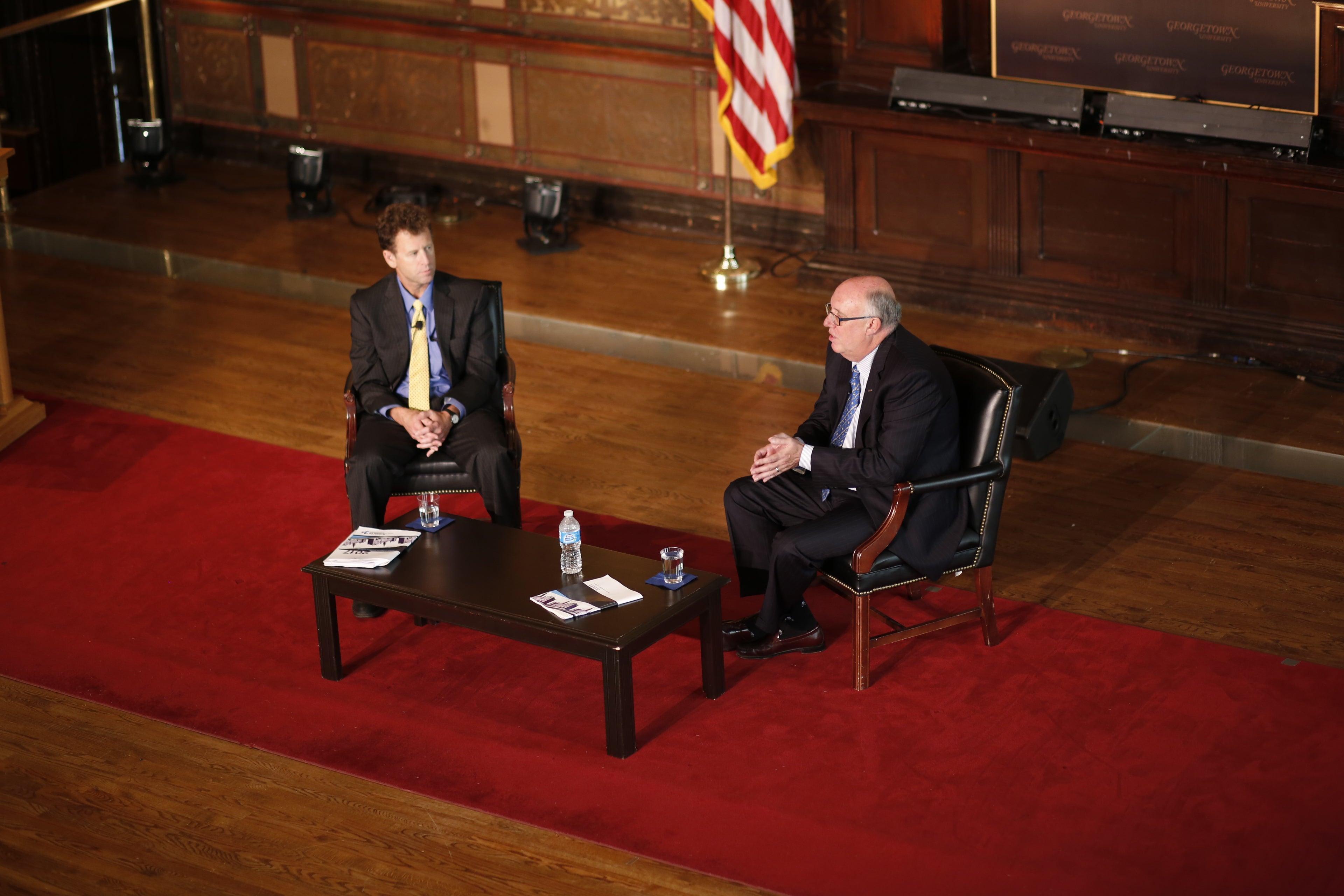 Bruce Riedel and Michael O'Hanlon